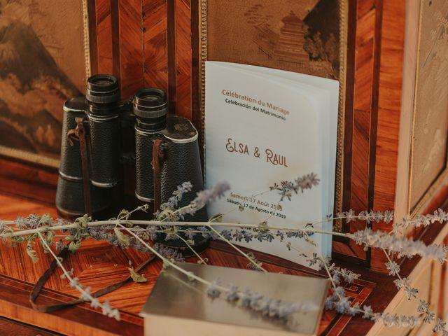 Le mariage de Raul et Elsa à Magneux-Haute-Rive, Loire 1
