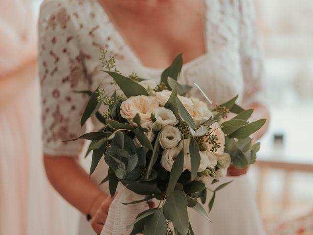 Le mariage de Raul et Elsa à Magneux-Haute-Rive, Loire 21