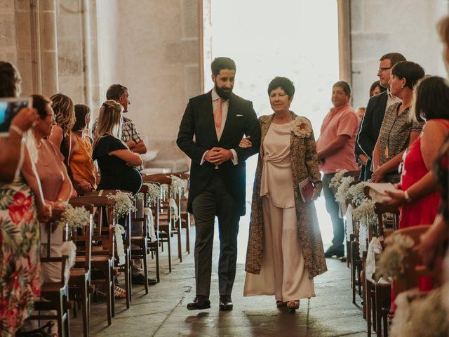 Le mariage de Raul et Elsa à Magneux-Haute-Rive, Loire 26