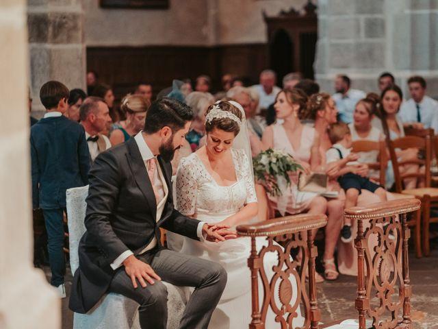 Le mariage de Raul et Elsa à Magneux-Haute-Rive, Loire 34