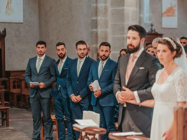 Le mariage de Raul et Elsa à Magneux-Haute-Rive, Loire 35