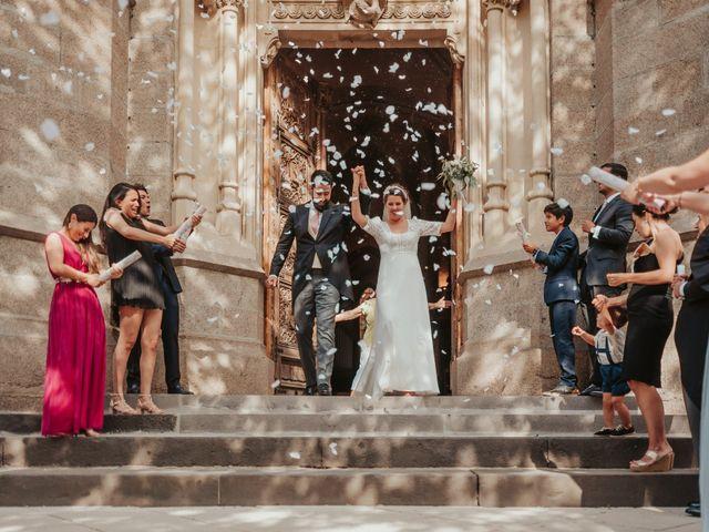 Le mariage de Raul et Elsa à Magneux-Haute-Rive, Loire 36