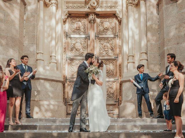 Le mariage de Raul et Elsa à Magneux-Haute-Rive, Loire 38