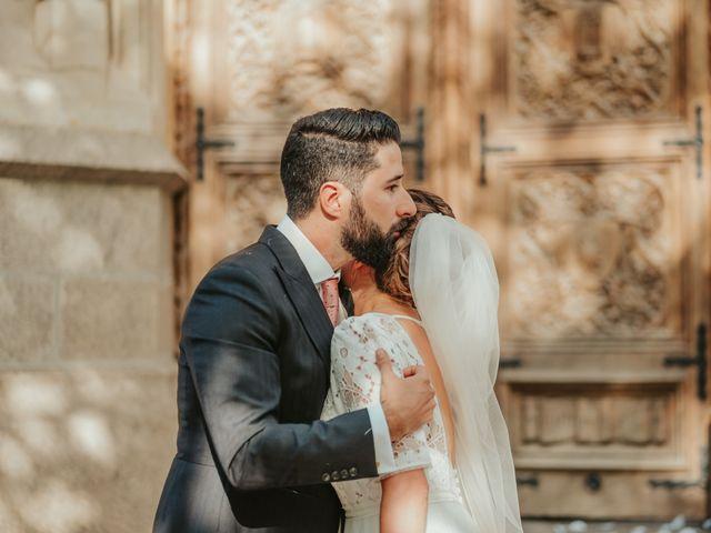 Le mariage de Raul et Elsa à Magneux-Haute-Rive, Loire 40