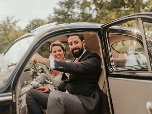 Le mariage de Raul et Elsa à Magneux-Haute-Rive, Loire 41