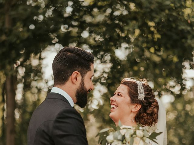 Le mariage de Raul et Elsa à Magneux-Haute-Rive, Loire 42