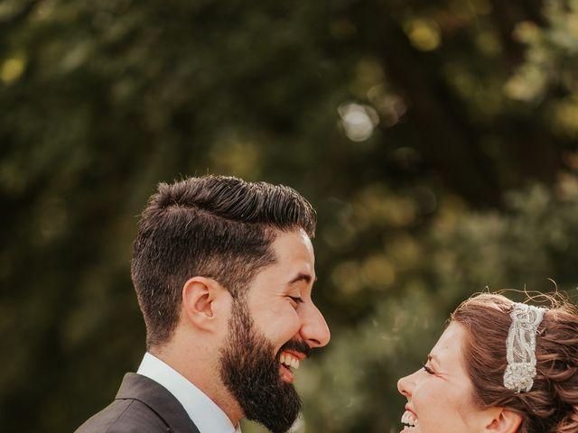 Le mariage de Raul et Elsa à Magneux-Haute-Rive, Loire 43