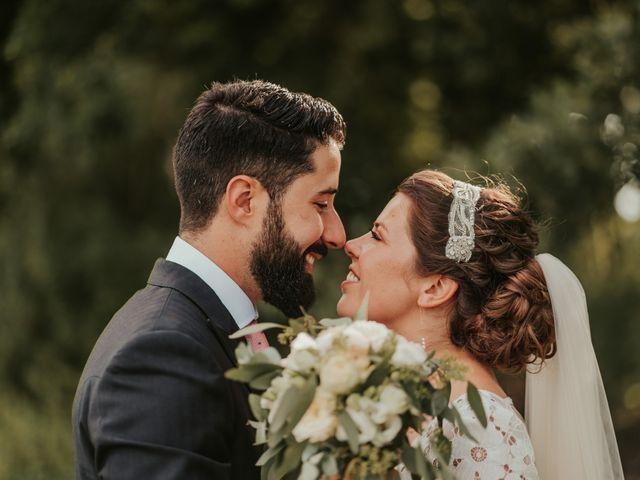 Le mariage de Raul et Elsa à Magneux-Haute-Rive, Loire 44