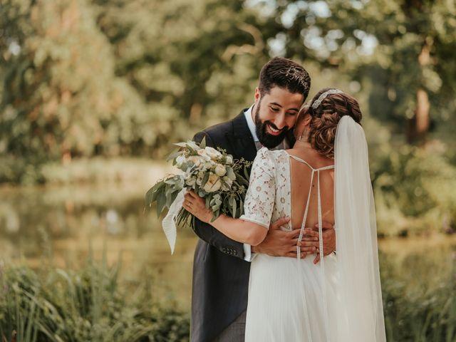 Le mariage de Raul et Elsa à Magneux-Haute-Rive, Loire 48