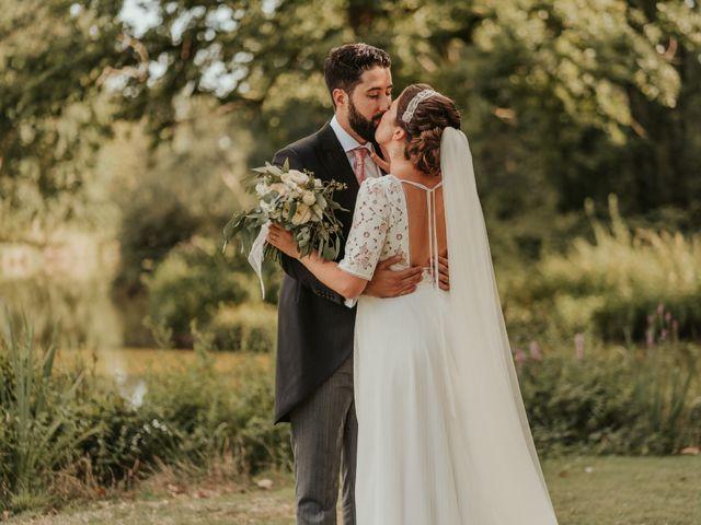 Le mariage de Raul et Elsa à Magneux-Haute-Rive, Loire 50