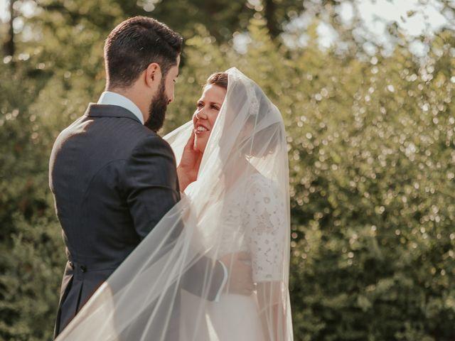 Le mariage de Raul et Elsa à Magneux-Haute-Rive, Loire 54