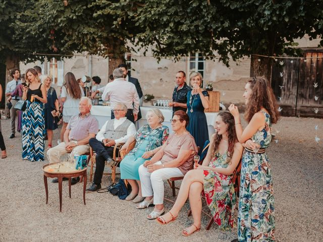 Le mariage de Raul et Elsa à Magneux-Haute-Rive, Loire 70