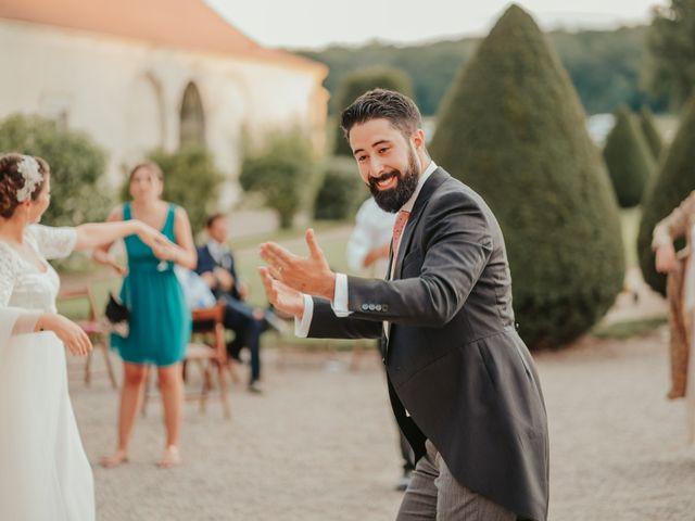 Le mariage de Raul et Elsa à Magneux-Haute-Rive, Loire 71