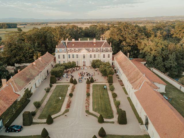 Le mariage de Raul et Elsa à Magneux-Haute-Rive, Loire 74