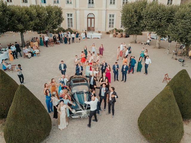 Le mariage de Raul et Elsa à Magneux-Haute-Rive, Loire 75