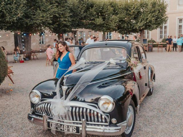 Le mariage de Raul et Elsa à Magneux-Haute-Rive, Loire 77
