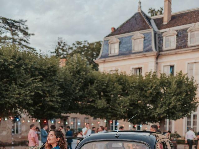 Le mariage de Raul et Elsa à Magneux-Haute-Rive, Loire 78