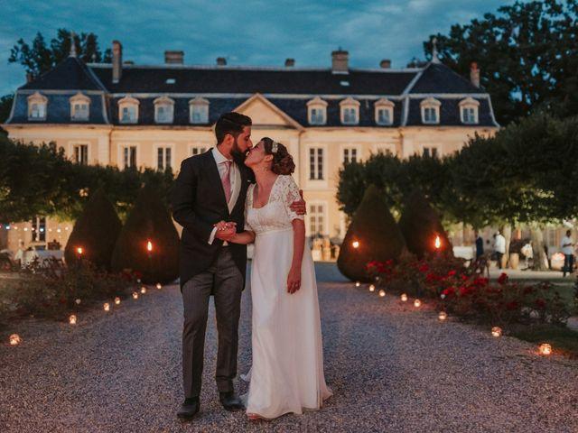 Le mariage de Raul et Elsa à Magneux-Haute-Rive, Loire 79