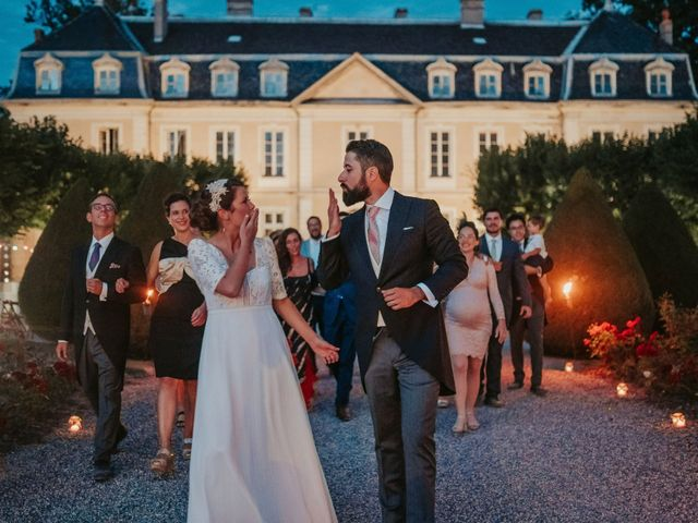 Le mariage de Raul et Elsa à Magneux-Haute-Rive, Loire 80