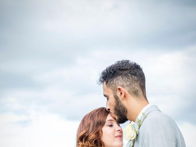 Le mariage de Amr et Daphnée à Saint-Pierre-Lafeuille, Lot 24