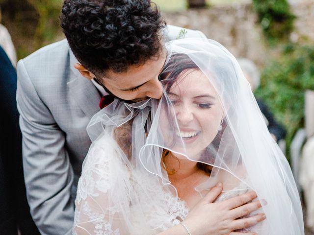 Le mariage de Daphnée et Amr