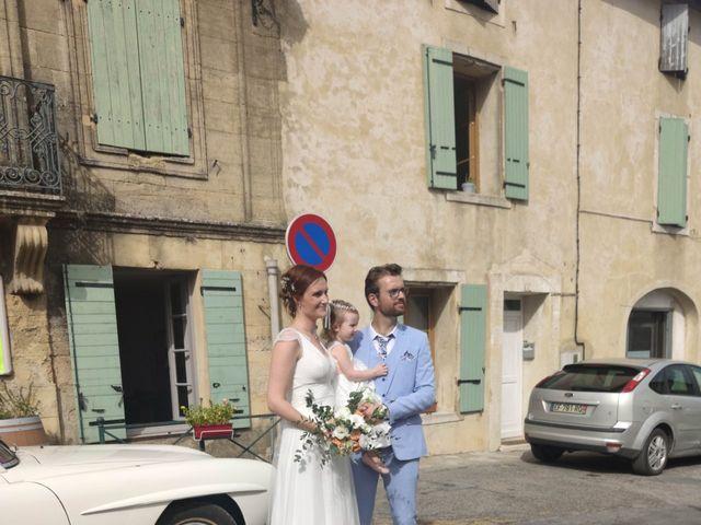 Le mariage de Emmy et Camille à Lirac, Gard 2