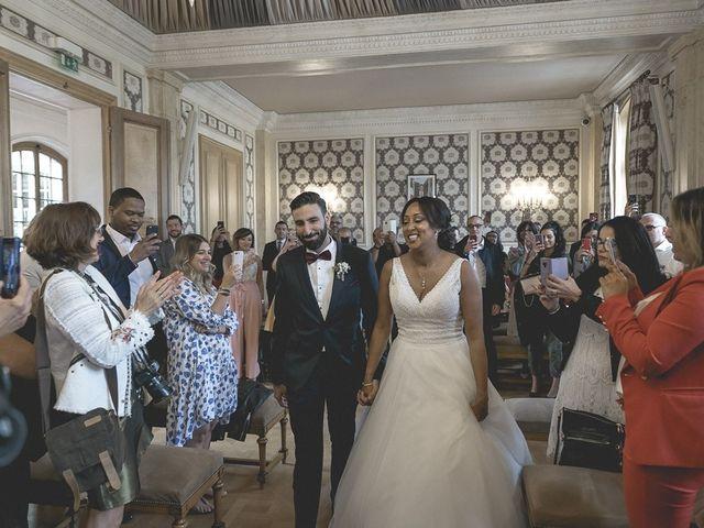 Le mariage de Yacine et Samira à Levallois-Perret, Hauts-de-Seine 6