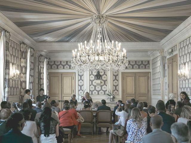 Le mariage de Yacine et Samira à Levallois-Perret, Hauts-de-Seine 7
