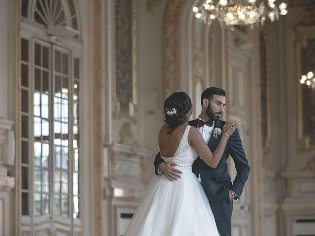 Le mariage de Yacine et Samira à Levallois-Perret, Hauts-de-Seine 9