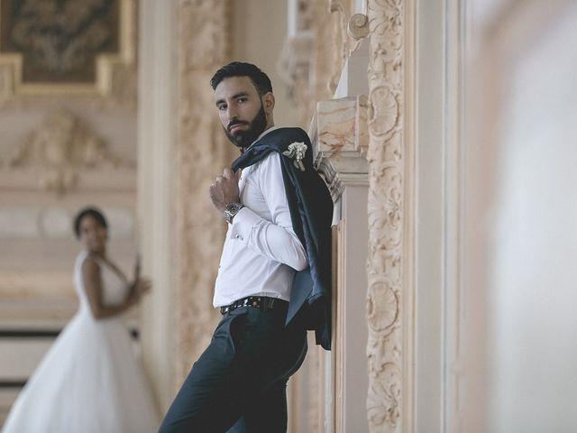 Le mariage de Yacine et Samira à Levallois-Perret, Hauts-de-Seine 13