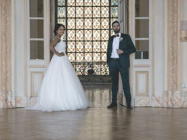 Le mariage de Yacine et Samira à Levallois-Perret, Hauts-de-Seine 1