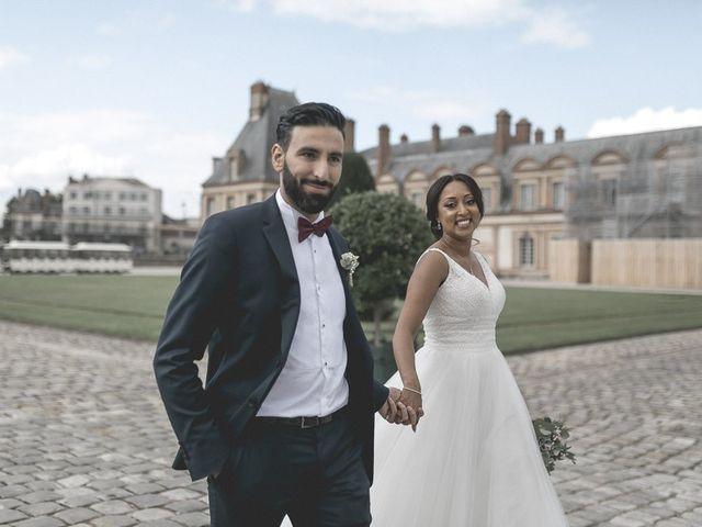 Le mariage de Yacine et Samira à Levallois-Perret, Hauts-de-Seine 15