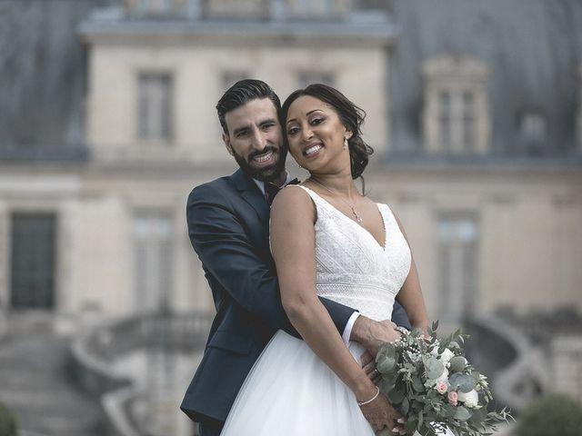 Le mariage de Yacine et Samira à Levallois-Perret, Hauts-de-Seine 16