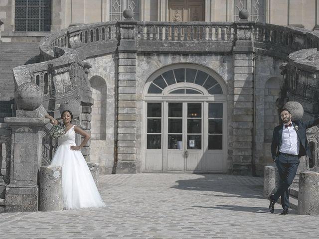 Le mariage de Yacine et Samira à Levallois-Perret, Hauts-de-Seine 18