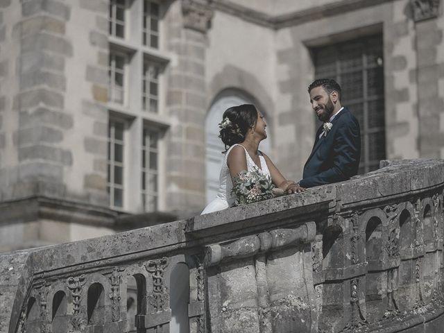 Le mariage de Yacine et Samira à Levallois-Perret, Hauts-de-Seine 19