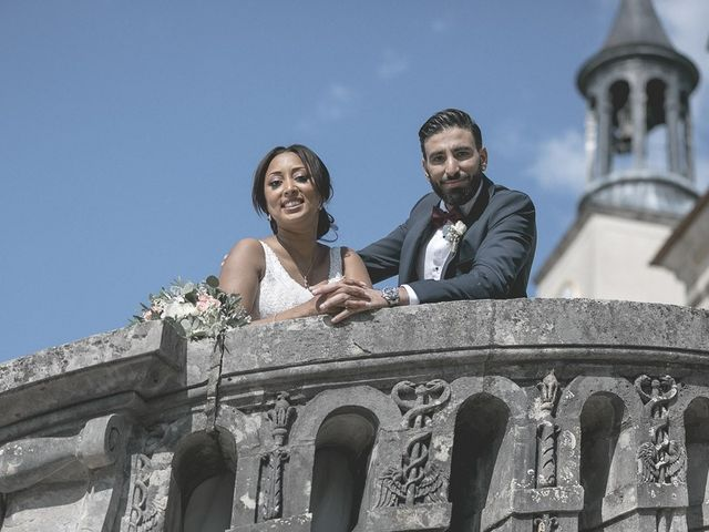 Le mariage de Yacine et Samira à Levallois-Perret, Hauts-de-Seine 20