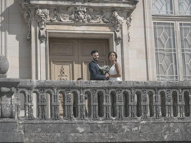 Le mariage de Yacine et Samira à Levallois-Perret, Hauts-de-Seine 21