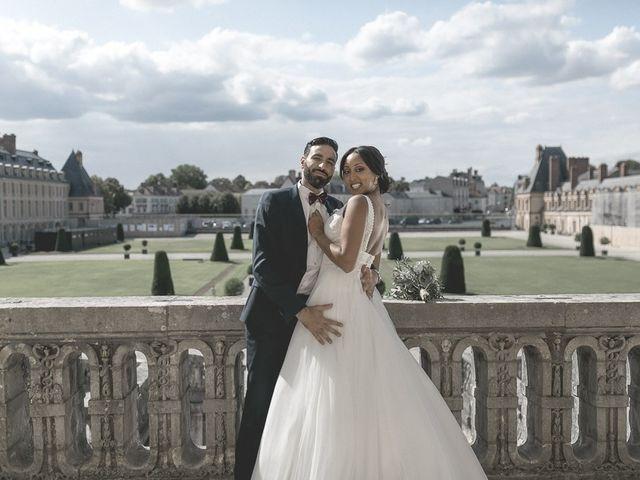 Le mariage de Yacine et Samira à Levallois-Perret, Hauts-de-Seine 2