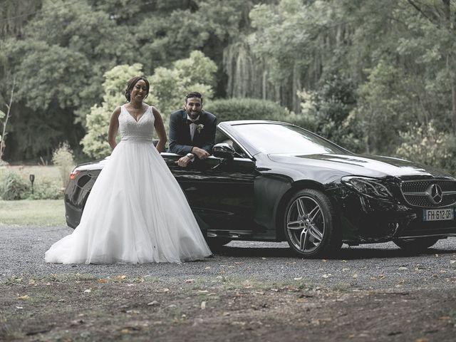 Le mariage de Yacine et Samira à Levallois-Perret, Hauts-de-Seine 23