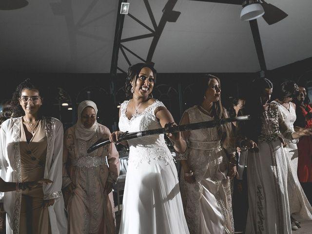 Le mariage de Yacine et Samira à Levallois-Perret, Hauts-de-Seine 29