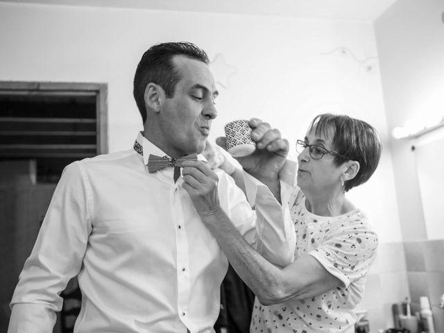 Le mariage de Cyril et Marine à Fontaines-d'Ozillac, Charente Maritime 3