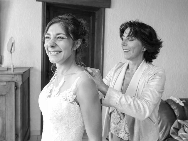 Le mariage de Cyril et Marine à Fontaines-d'Ozillac, Charente Maritime 5