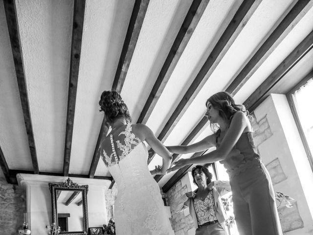 Le mariage de Cyril et Marine à Fontaines-d'Ozillac, Charente Maritime 7