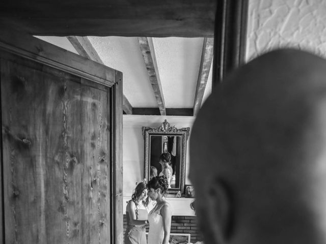 Le mariage de Cyril et Marine à Fontaines-d'Ozillac, Charente Maritime 9