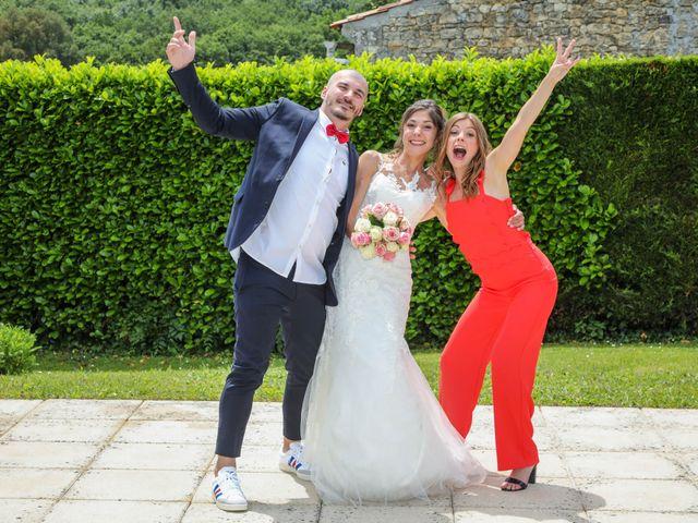 Le mariage de Cyril et Marine à Fontaines-d'Ozillac, Charente Maritime 10