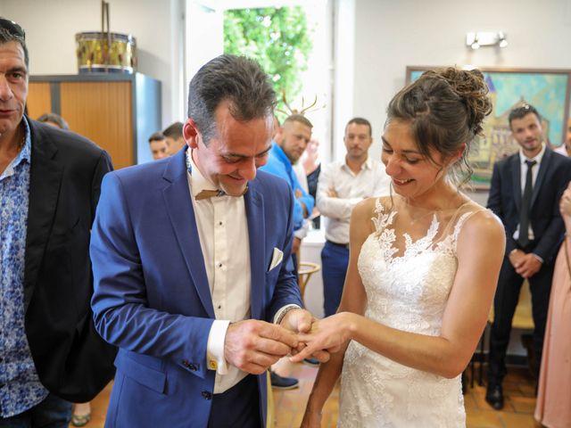 Le mariage de Cyril et Marine à Fontaines-d'Ozillac, Charente Maritime 14