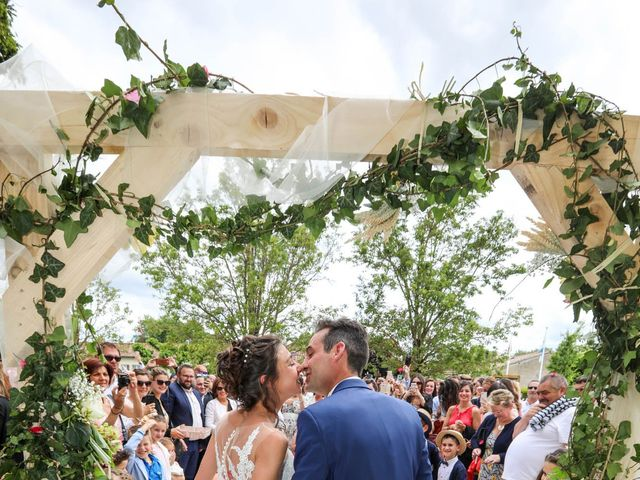 Le mariage de Cyril et Marine à Fontaines-d'Ozillac, Charente Maritime 16