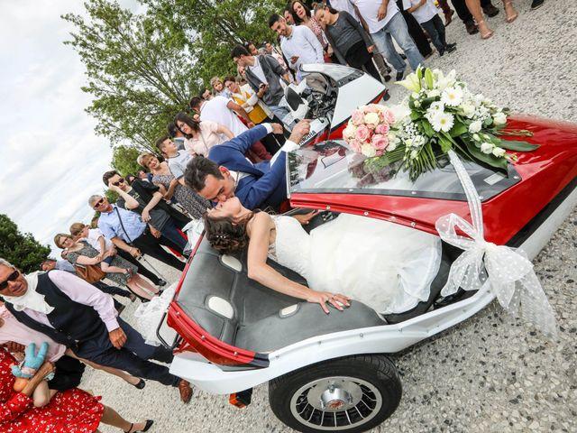Le mariage de Cyril et Marine à Fontaines-d'Ozillac, Charente Maritime 18