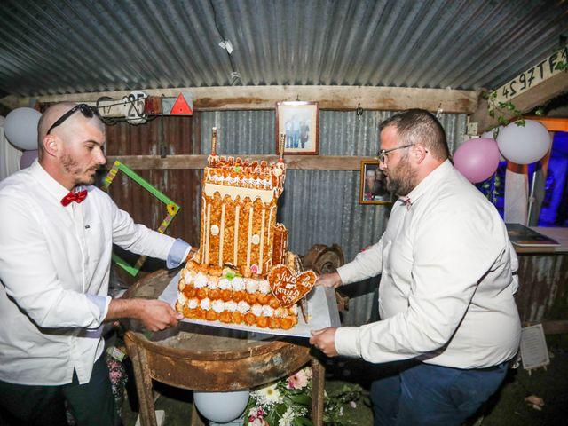 Le mariage de Cyril et Marine à Fontaines-d'Ozillac, Charente Maritime 27