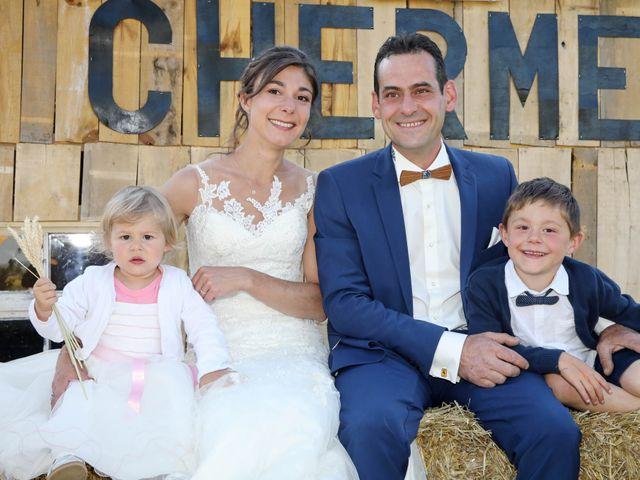 Le mariage de Cyril et Marine à Fontaines-d'Ozillac, Charente Maritime 29